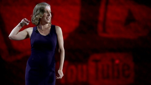 Susan Wojcicki Speech at VidCon