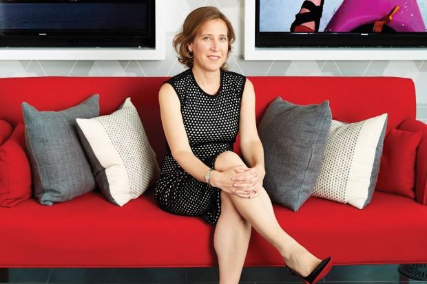 YouoTube CEO Susan Wojcicki