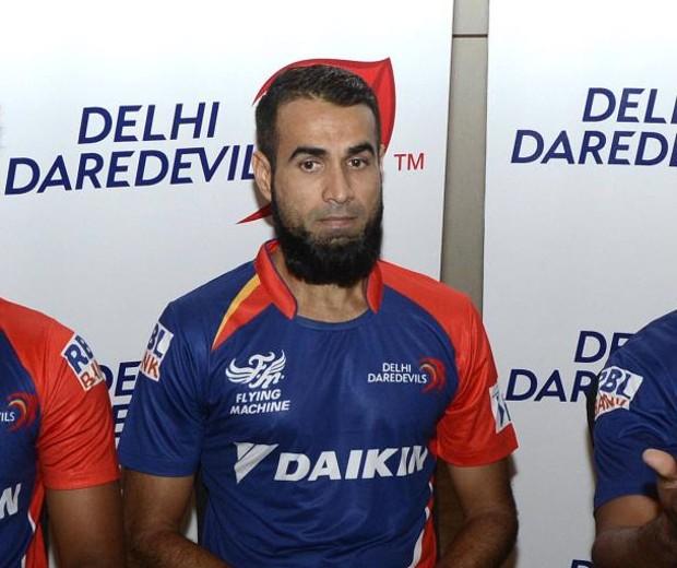 Imran Tahir in Delhi Dare Devils Team