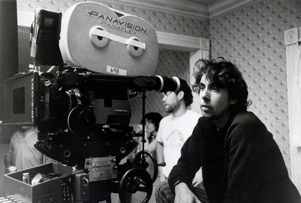 Tim Burton in His Early Career