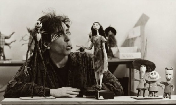 Tim Burton As Animator