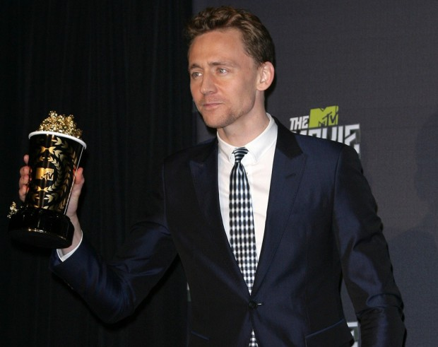 Tom won MTV Movie Award for Best Villain
