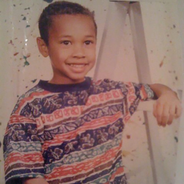Tyga in His Childhood
