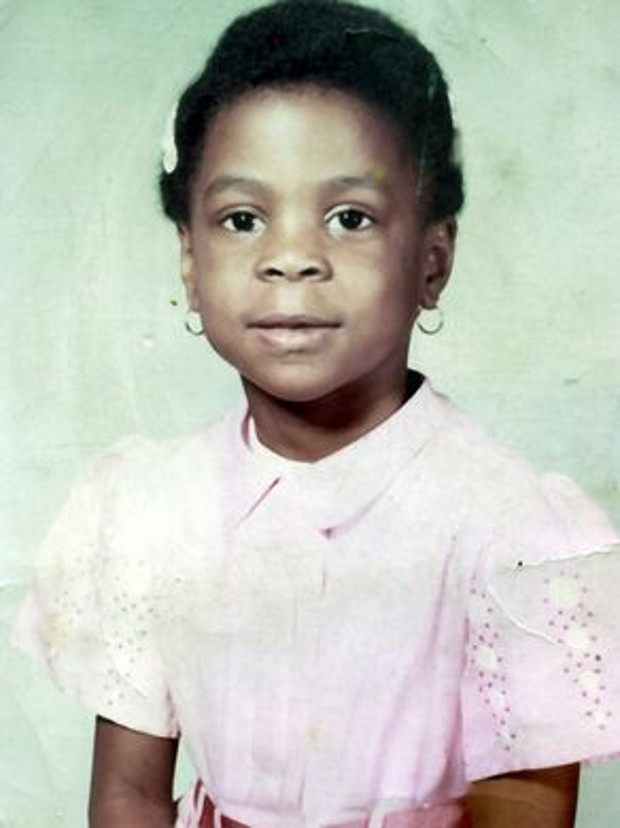 Ursula Burns Childhood Photo