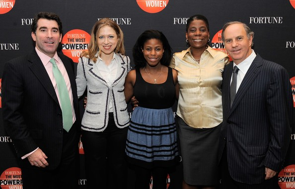 Ursula Burns at Fortune Event in Newyork