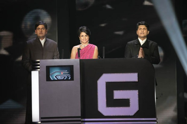 Vikram Hosting Gadget and Conclave Awards