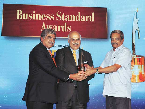 Vivek Chand Sehgal recieves CEO of the year award