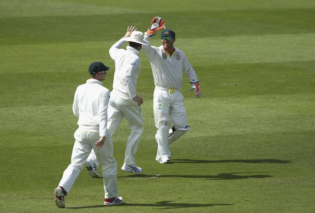Warner as Wicket-Keeper