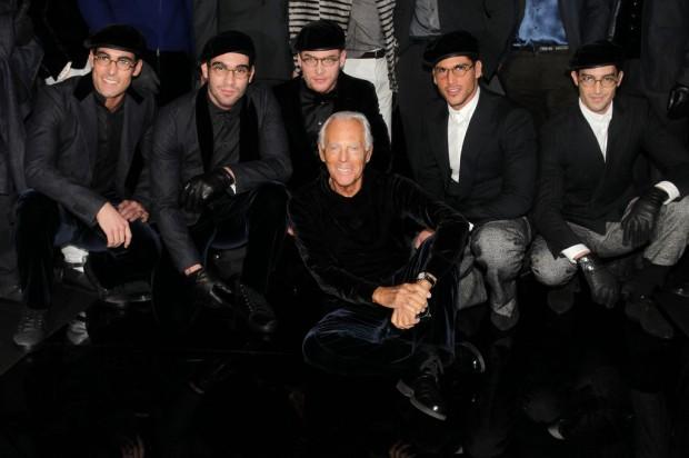 2010 Winter Men's Show in Milan