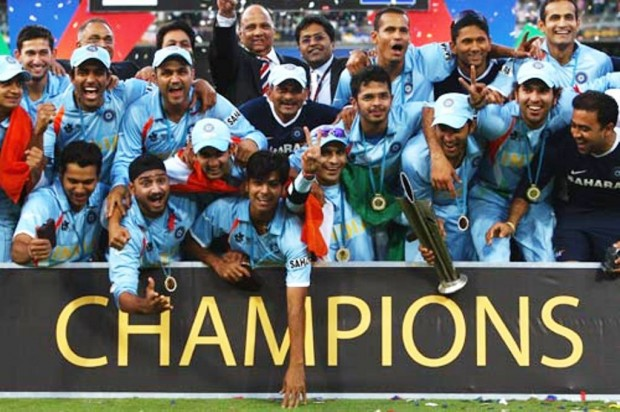 India won the first World Twenty20
