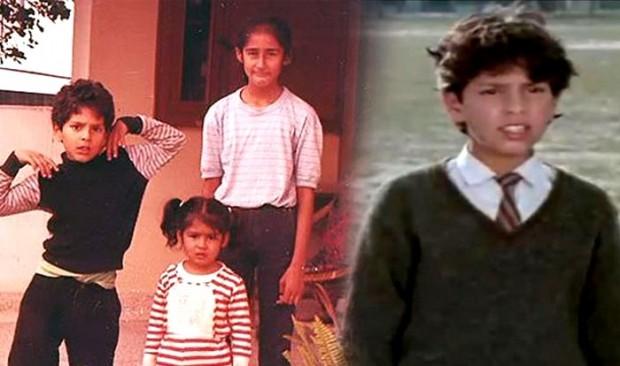 Yuvraj Singh Childhood