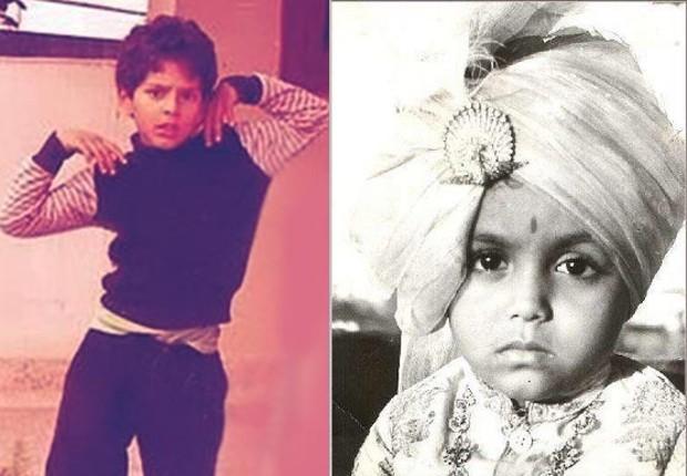 Yuvraj Singh Childhood Images