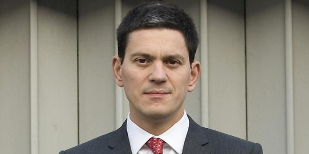 David Wright Miliband