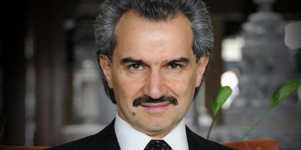 Al-Waleed Bin Talal bin Abdulaziz al Saud