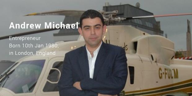 Andrew Michael