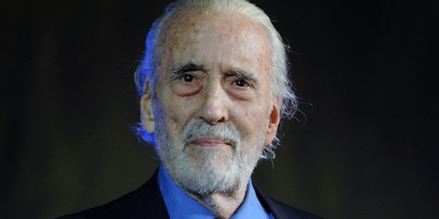 Sir Christopher Frank Carandini Lee