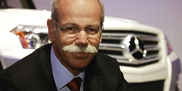 Dieter Zetsche Story Bio Facts Networth Family Auto Home