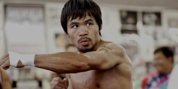 Emmanuel Manny Dapidran Pacquiao
