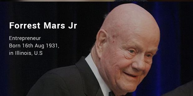 Forrest Edward Mars Jr