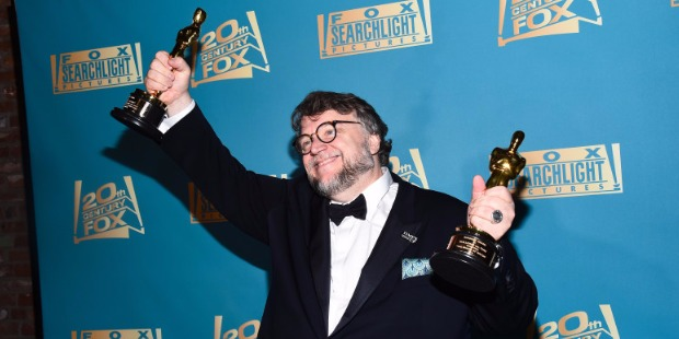Guillermo del Toro gomez