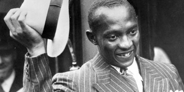 James Cleveland  Jesse Owens