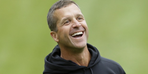 John W. Harbaugh