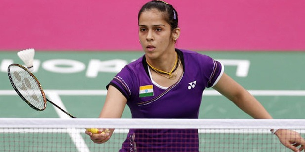 Saina Nehwal Badminton Player Pairs Of India