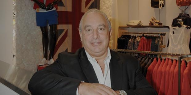 Sir Philip Nigel Ross Green