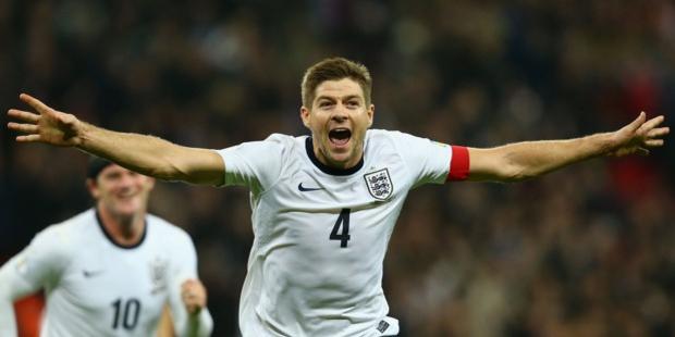 Steven George Gerrard