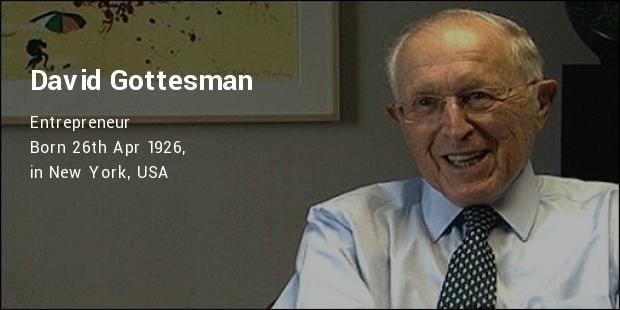 David Gottesman