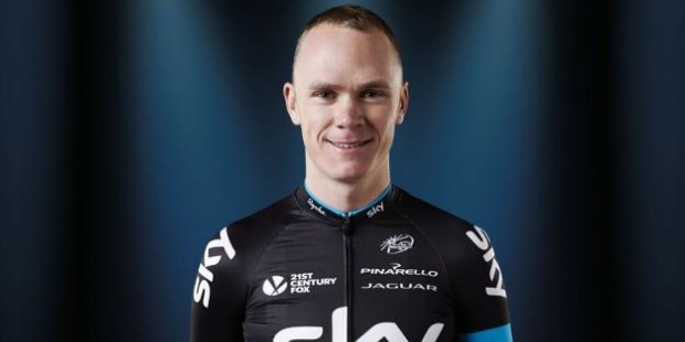 Christopher Clive Froome