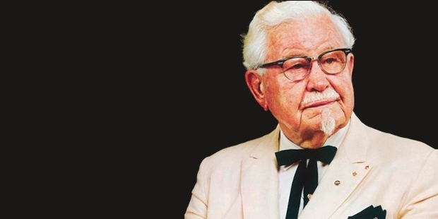 Colonel Sanders Story - Bio, Facts, Home, Family, Auto, Net Worth ...
