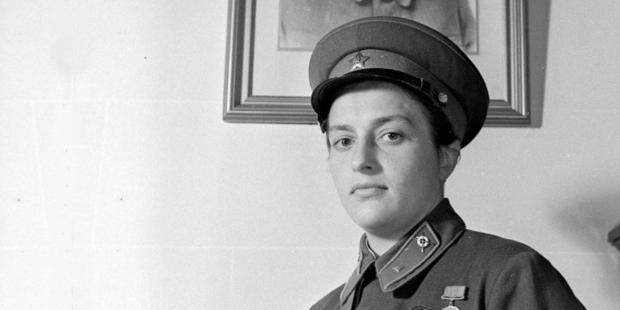 Liudmyla Mykhailivna Pavlychenko