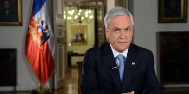 Miguel Juan Sebastian Pinera Echenique