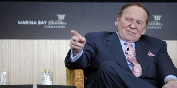 Sheldon Gary Adelson