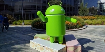 Android Nougat Story