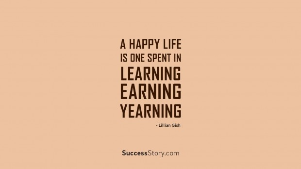 A Happy Life is