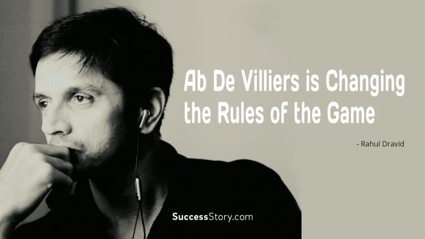 Ab De Villiers is