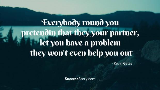 Everybody round