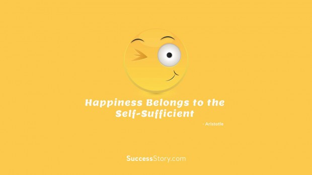 Happiness belongs to the s