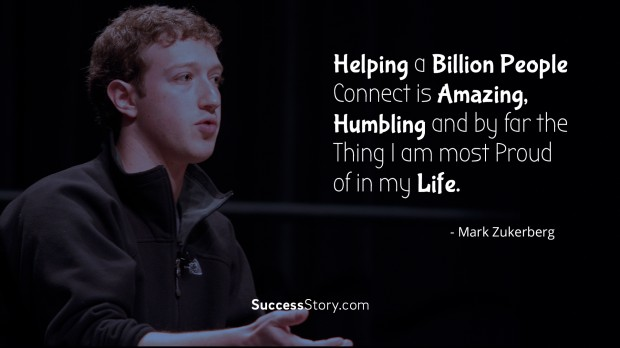 Helping a billion people