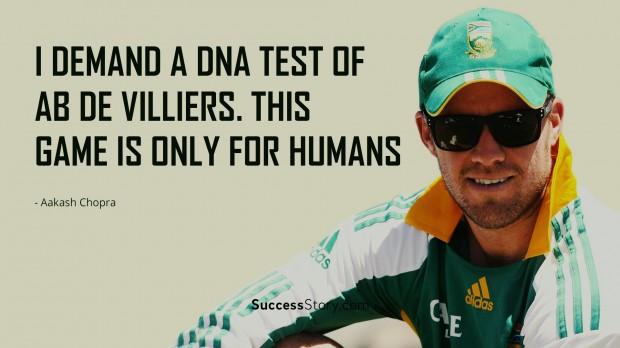I Demand a DNA