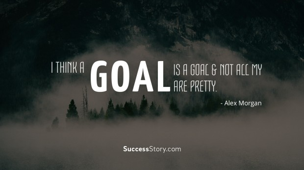 Famous alex morgan quotes inspirational sayings successstory i think a goal voltagebd