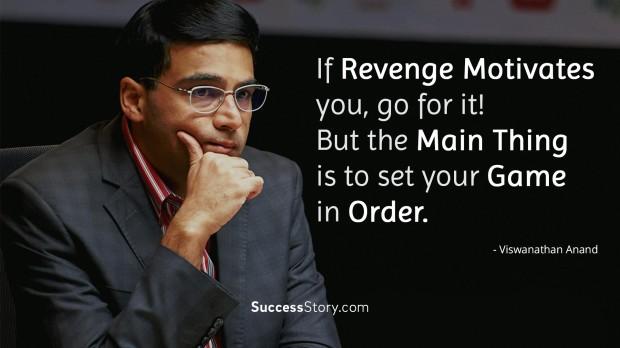 If Revenge Motivates