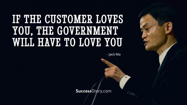 If the customer loves
