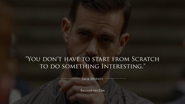 Jack Dorsey Quote