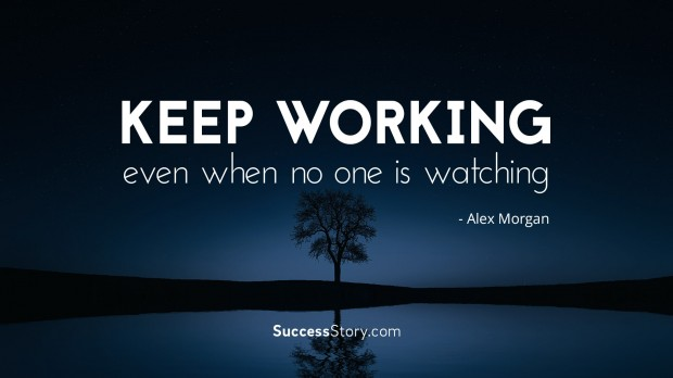 Keep Working