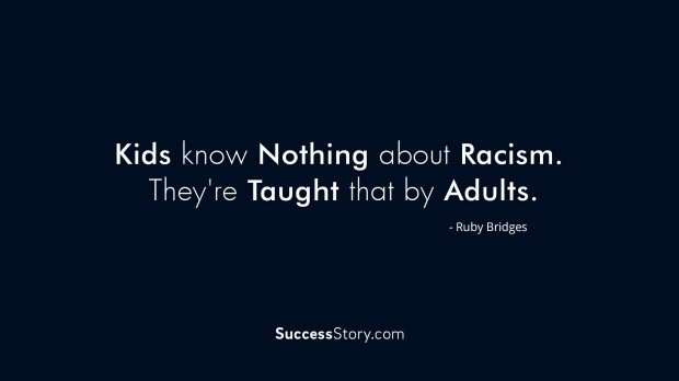 Ruby Bridges Quotes Awesome 6 Motivational Ruby Bridges Quotes  Successstory