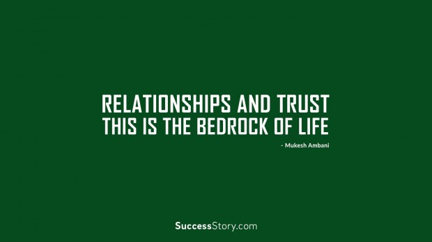 Relationships and