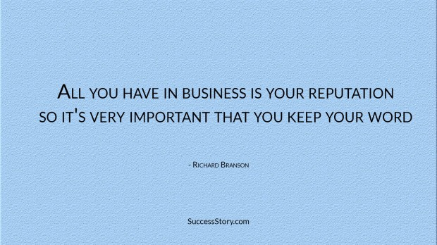 Richard Branson Business quotes